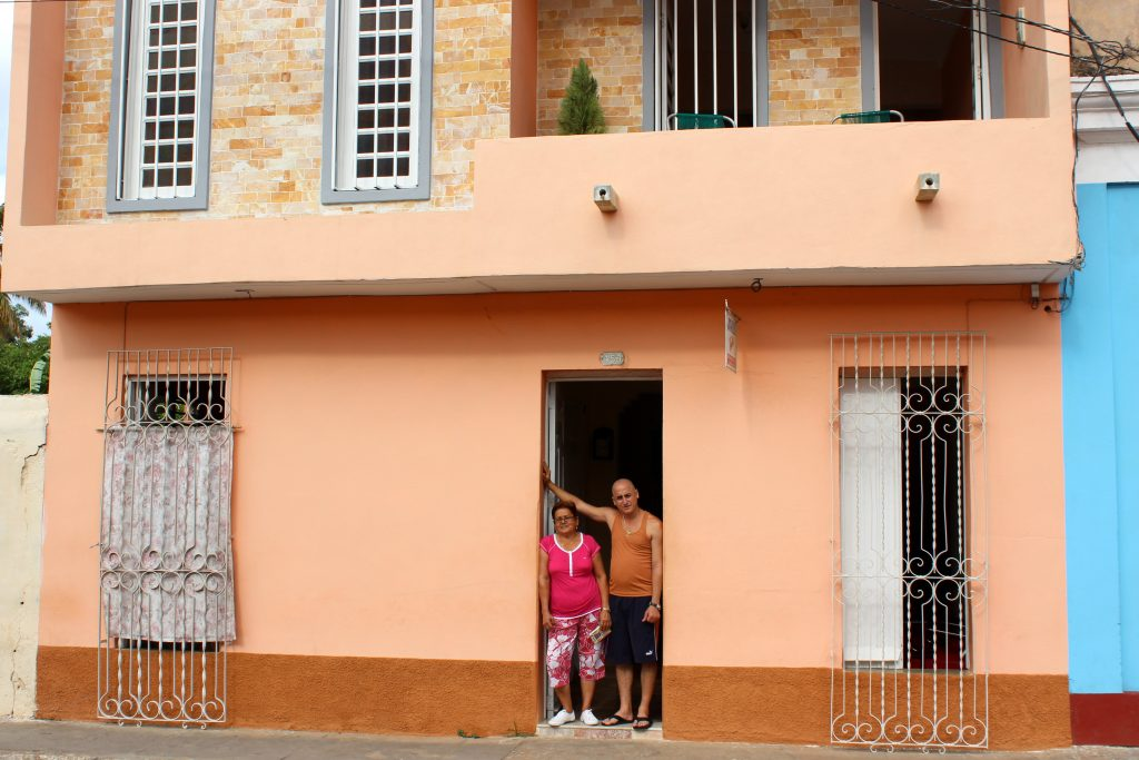 Casa Magaly is a two-story casa particular run by Magaly and her son
