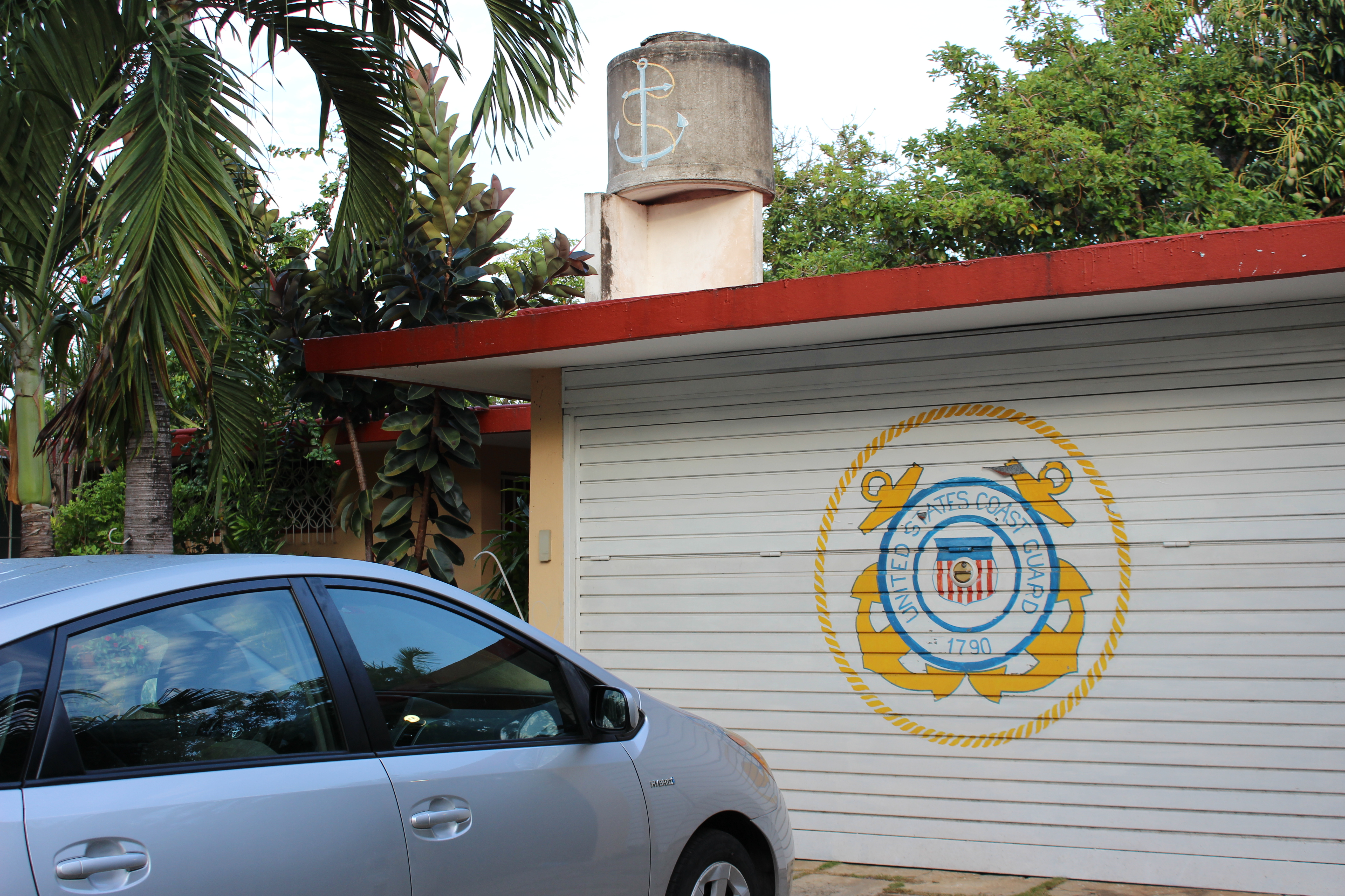 The official residence of the U.S. Coast Guard liaison for Cuba. Photo credit: Iris Gonzalez